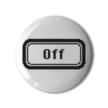 Gift Box: 4 button badges (OS)
