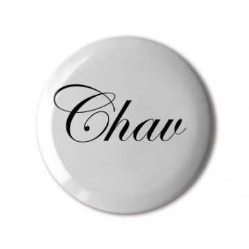 Gift Box: 4 button badges (Chav or Pikey)