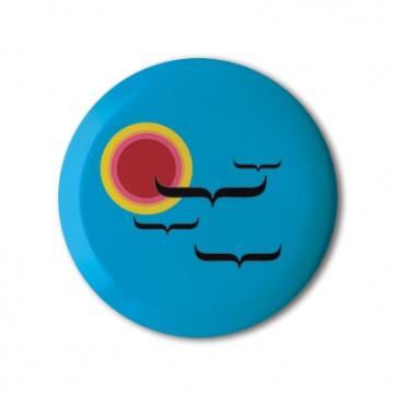 Gift Box: 4 button badges (Kerstin Mix)