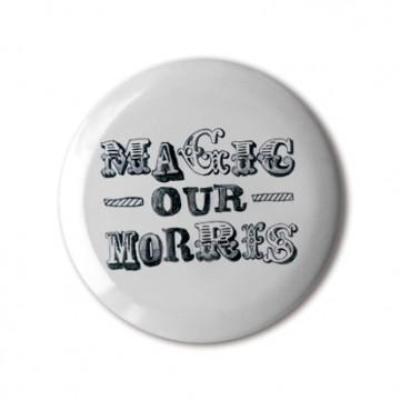 Gift Box: 3 button badges (Magic Bandito)