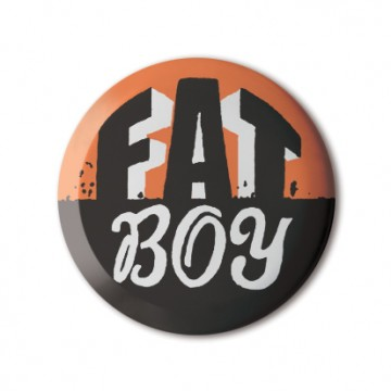 Gift Box: 4 button badges (A Family To Avoid)