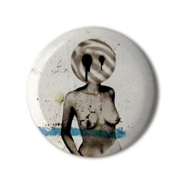 Gift Box: 4 button badges (High Heels)