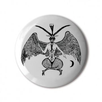 Gift Box: 4 button badges (Morbid)