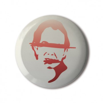 Gift Box: 4 button badges (England)