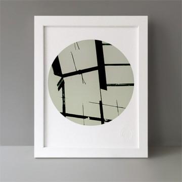 Architectonic 2 (H) print
