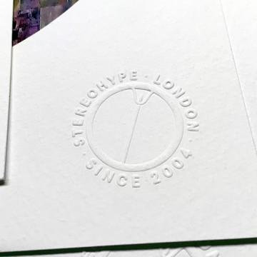 Architectonic 1 (V) print