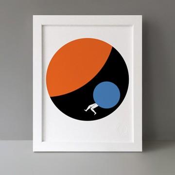 Eternal Sunshine print