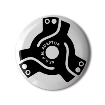 45rpm Adaptor (Side B) print