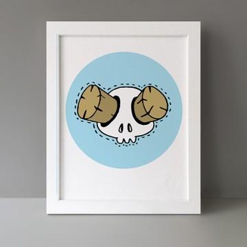 Corks print