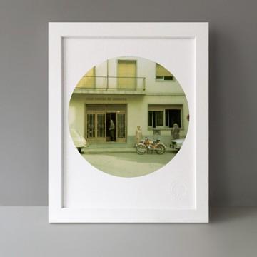 Post Office print