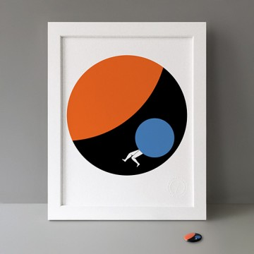 Eternal Sunshine print