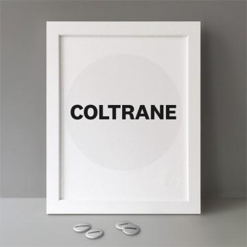 Coltrane print
