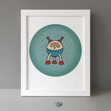 Brobot print
