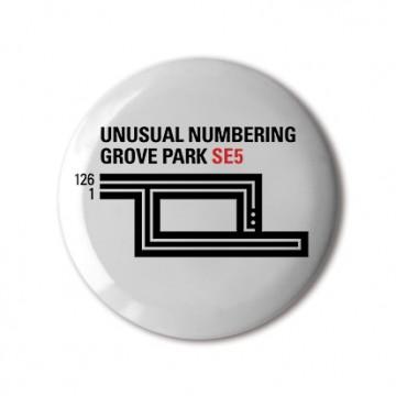 Unusual Numbering SE5