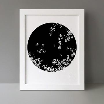 Zero-Gravity print