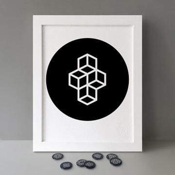 Modulo: 4x Cross print