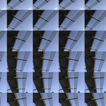 8min 20sec—Millennium Bridge—110cm (v.2/HD)