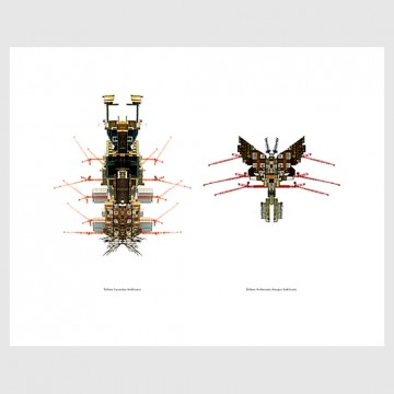 Cityscape Insects No.3