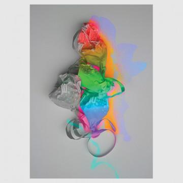 10x10 Series Poster: Balloons (Giclée)