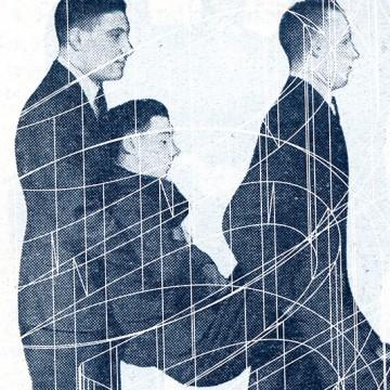 10x10 Series Poster: Down to Ten Men (Giclée)