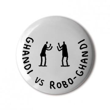 Ghandi vs Robo-Ghandi