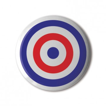 Blue Red Target