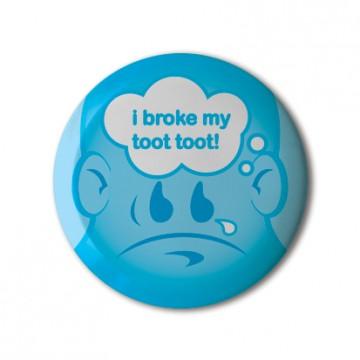 I Broke My Toot Toot