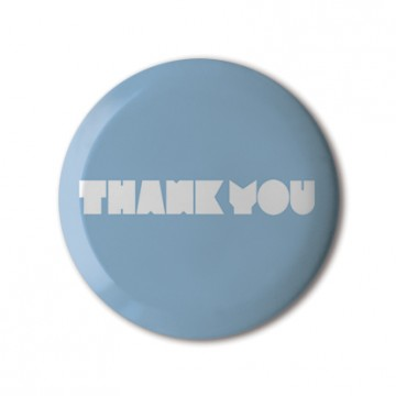 Thank You (Blue)