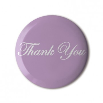 Thank You (Mauve)
