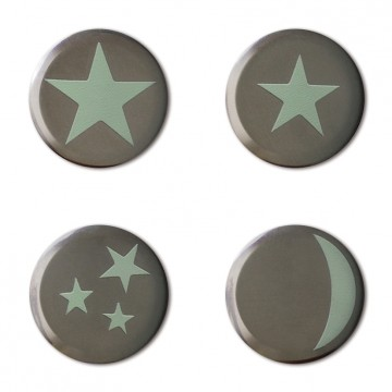 Cosmic Set of 4