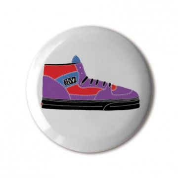Vans Red-Purple