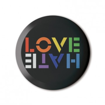 10x10 Series, Badge: Love/Hate