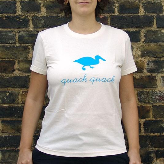 bzzzpeek com support t shirt  duck  women  stereohype
