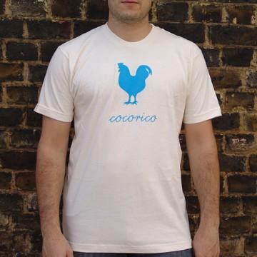 bzzzpeek.com support T-shirt, Rooster (unisex)