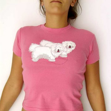 200% Cotton Dogs, Pink