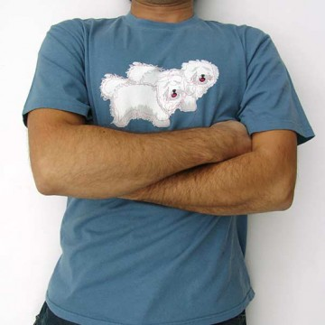 200% Cotton Dogs, Blue