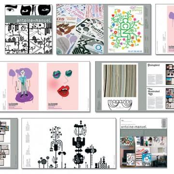 Design & Designer 032 book + 1 badge