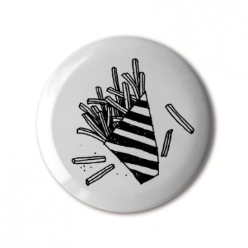 Free badge with Design & Designer 024 book
