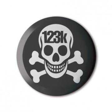 123klan book / badge set bundle
