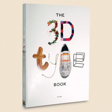 FL@33's The 3D Type Book (signed)