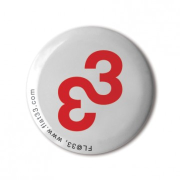 Five FL@33 books + one badge (signed)