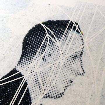 Detail, 10x10 Series Poster: Down to Ten Men (Giclée)