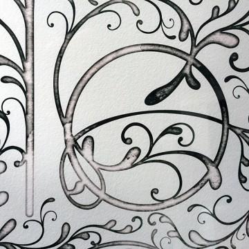 Detail, 10x10 Series Poster (Giclée)
