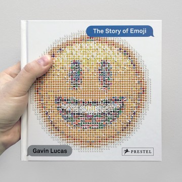 From The Story of Emoji by Gavin Lucas