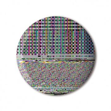 System Error, RGB Glitch print