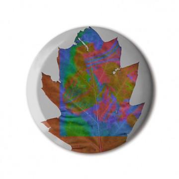 Leaves 1 print
