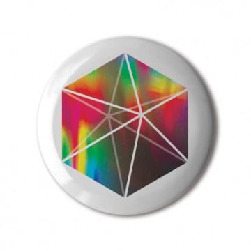 Hexagonal Bipyramid print
