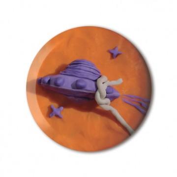 Flying Saucer print