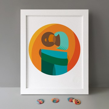 Stay Together print