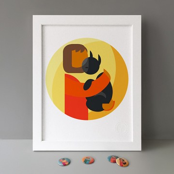 Us Together print